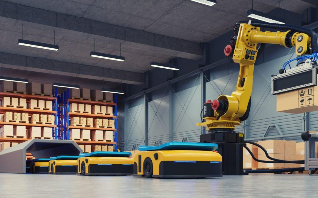 La robótica en el sector logístico